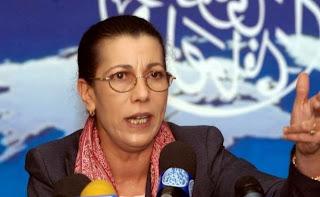 Exploitation du gaz de schiste, Louisa Hanoune persiste et signe