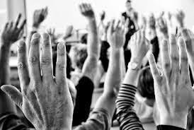Gelişmiş Demokrasi için Katılım Şart!