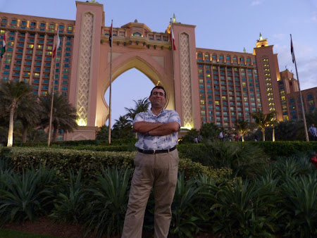 Obiective turistice Dubai: Hotel Atlantis The Palm
