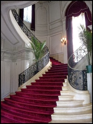 rosecliff stair