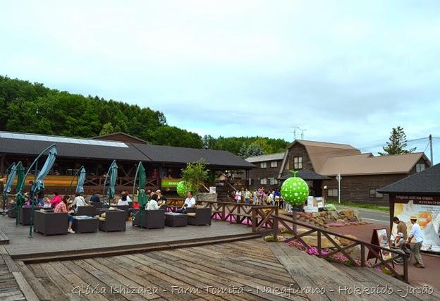Glória Ishizaka - Farm Tomita 4