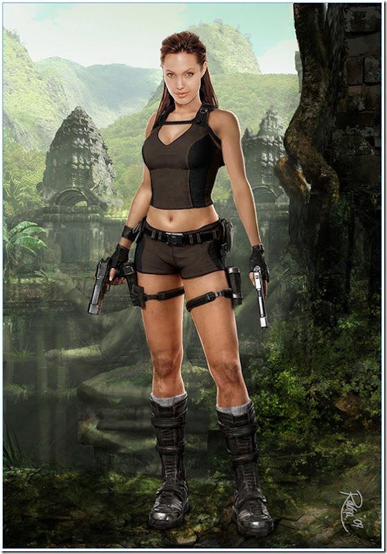 Lara Croft (356)