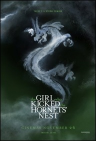 The Girl Who Kicked the Hornets' Nest - poster