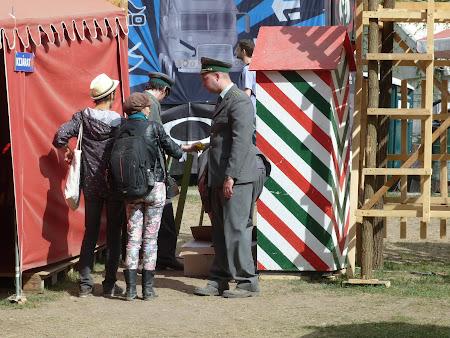 Inspaimantatorii graniceri unguri