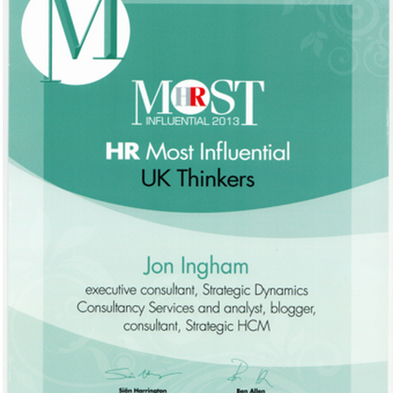 #HRMI 7th Most Influential