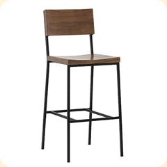 Rustic Bar Stool West Elm