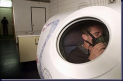 Ogilvy Hyperbaric Chamber