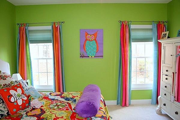 Favorite Paint Colors Lime Green