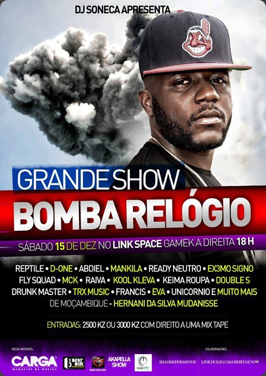 DJ Soneca Show
