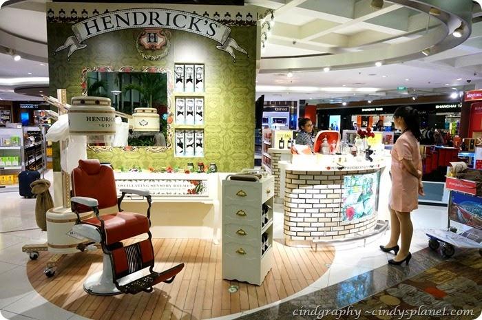 Hendrick's Gin Salon9