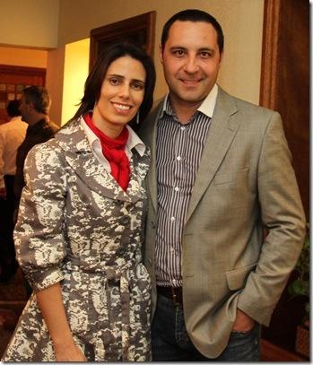 Denise e Fernando