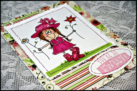 Sassy Cheryl's Stamps, North Coast Creations