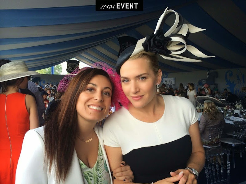 SUPER EVENT:Prix De Diane Longines and Kate Winslet Chantilly