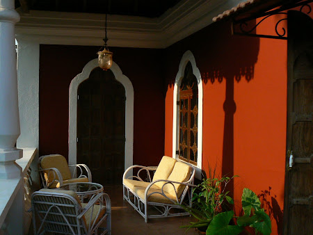 Goa: Villa marbella