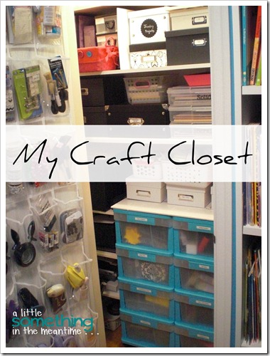 My Craft Closet Project Gallery