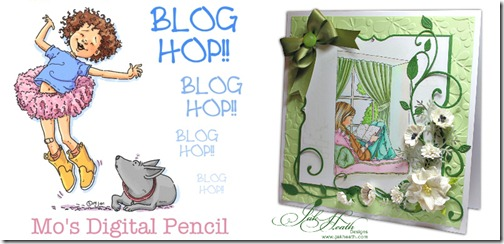 blog hop March