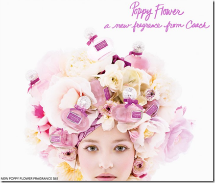COACH Poppy Flower Fragrance