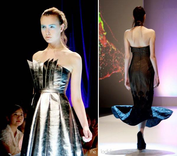 Raffles Graduate Fashion Show 2013 - Stella Sutrisno