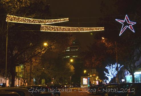 Glória Ishizaka - Lisboa - Luzes de Natal - 3