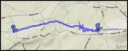 map caen hill