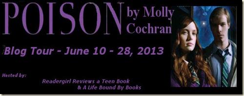 Poison Blog Tour Banner