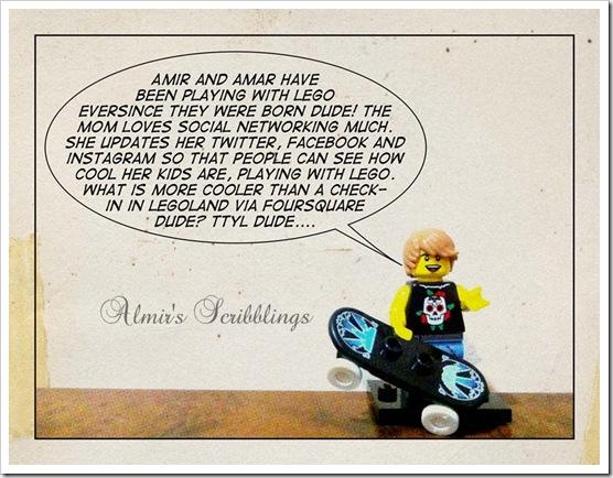 skateboarder lego figurine
