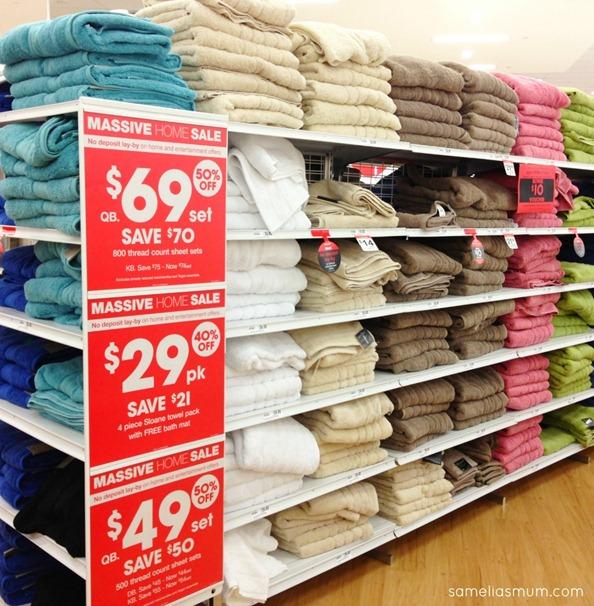 Target Towels