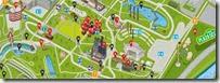 mapa de ubicacion arena monterrey