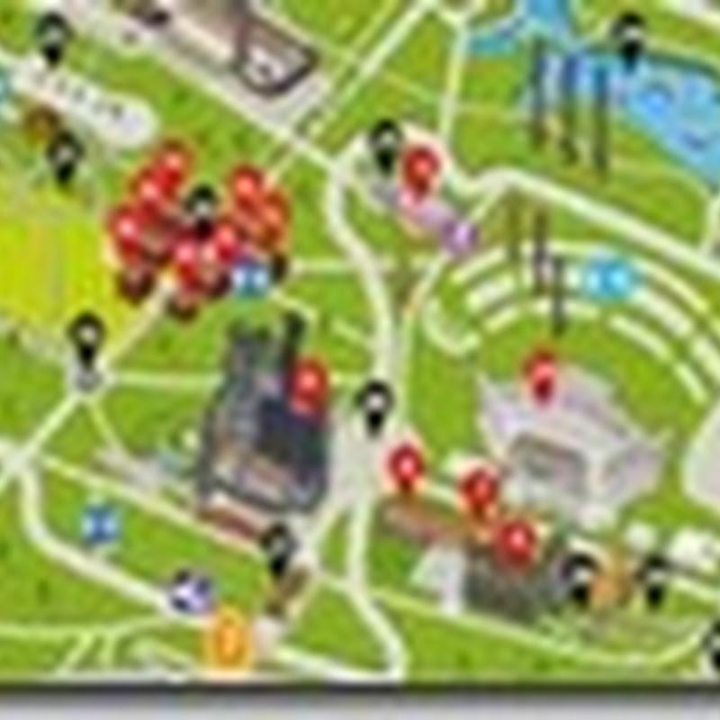 Arena Monterrey mapa de ubicacion y como llegar