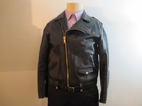 Stagg of Melbourne Motorcycle Jacket
