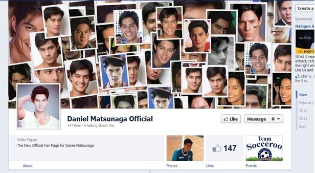 Daniel Matsunaga page