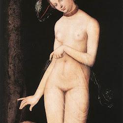 97 - Lucas Cranach - Venus y Cupido