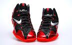 nike lebron 11 gr black red 2 04 New Photos // Nike LeBron XI Miami Heat (616175 001)