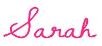 signature pink