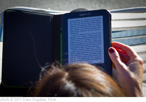 Why Kindles Can Wreck Your Marriage