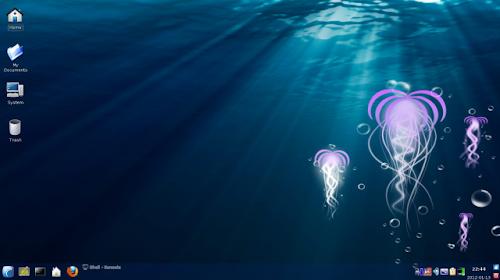 Porteus 1.2 - KDE3
