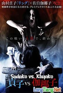 Đại Chiến Ma Nữ - Sadako v Kayako Tập 1080p Full HD