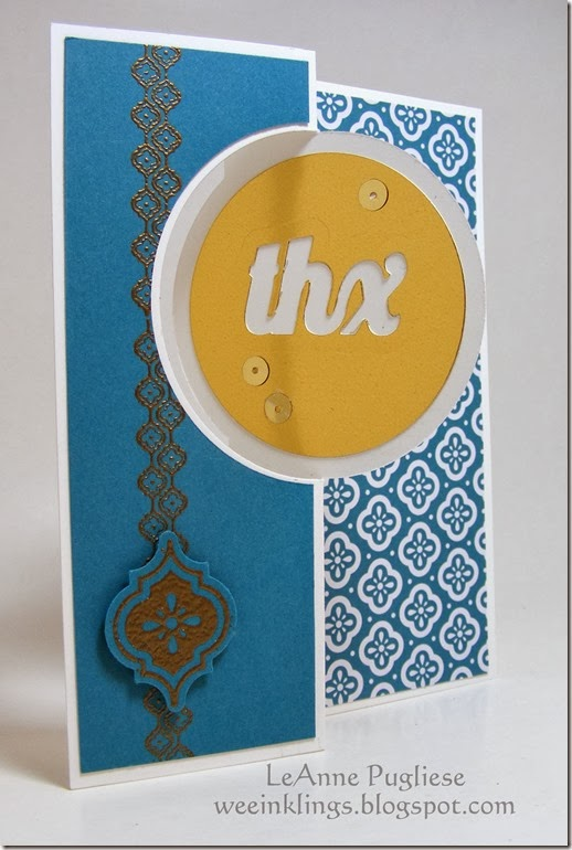 LeAnne Pugliese WeeInklings Stampin Up Mosaic Madness