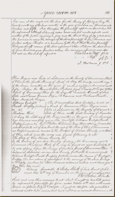 John A Irwin sue by Valinda Swift April Term 1850_0004