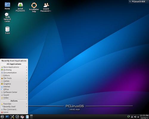 PCLinuxOS 2013.04
