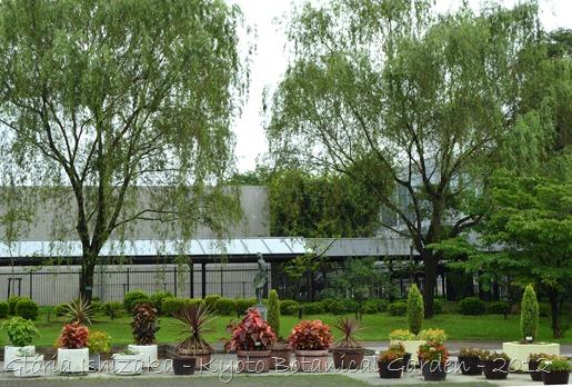 Glória Ishizaka -   Kyoto Botanical Garden 2012 - 85