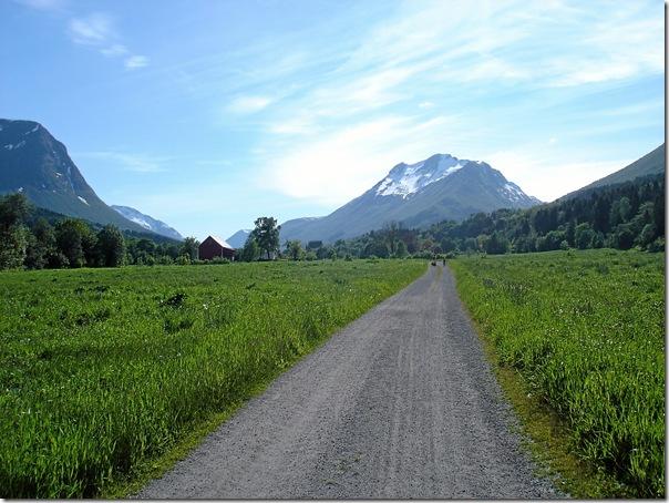 Sykkeltur til Sæbø pinsa 09 055