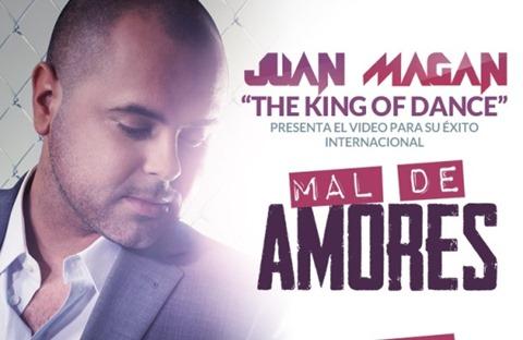 Juan Magan - Mal de amores