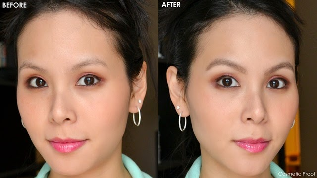 Billion Dollar Brows Before and After