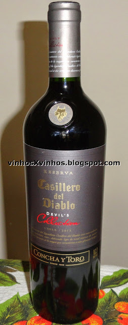 Casillero del diablo collection