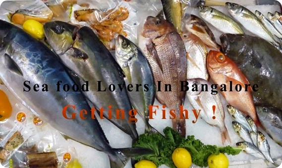 Sea food lovers in bangalore