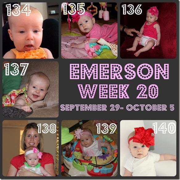 emerson week 20