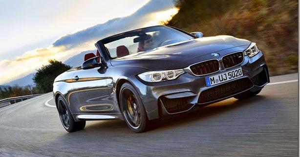 BMW apresenta o M4 Conversível