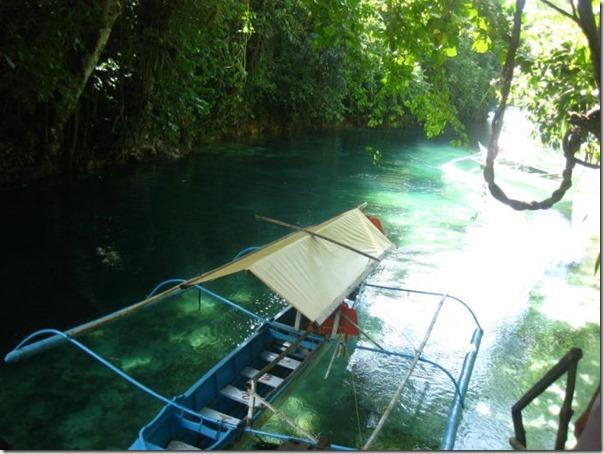 O Rio Encantado de Surigao, Filipinas (2)