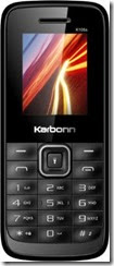 Buy Karbonn K105s Mobile at 630 only